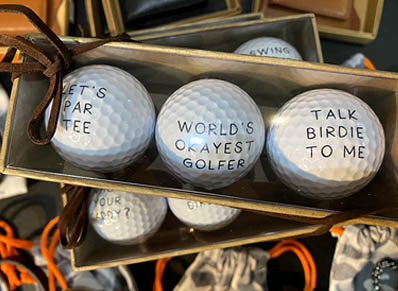 For The Golf Enthusiast